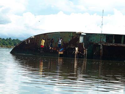 Navegando por la Casamance