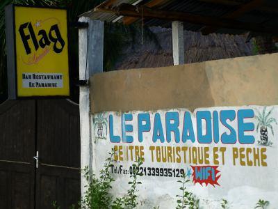 Hotel Paradise en Cap Spraining
