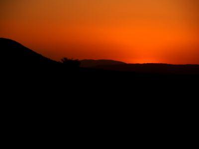 Atardecer en el Desierto de Namib