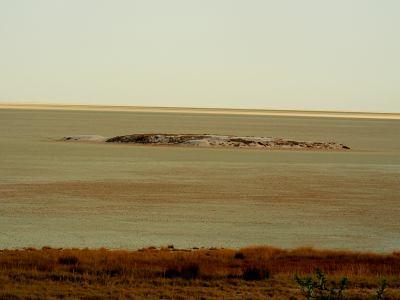 Lago ancestral en Ethosa