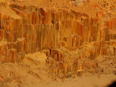 Los tesoros de Namibia