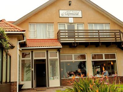 """""""Hotel Rismunk"""" en Swakopmund"""