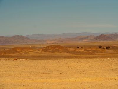 Namibia es un paraiso