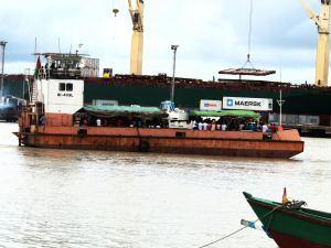 La suicida barcaza de las Bijagos