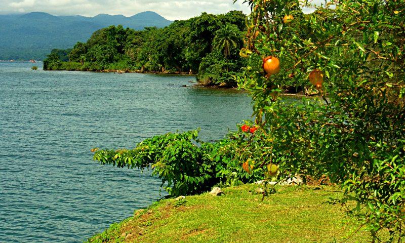 La isla de Bioko