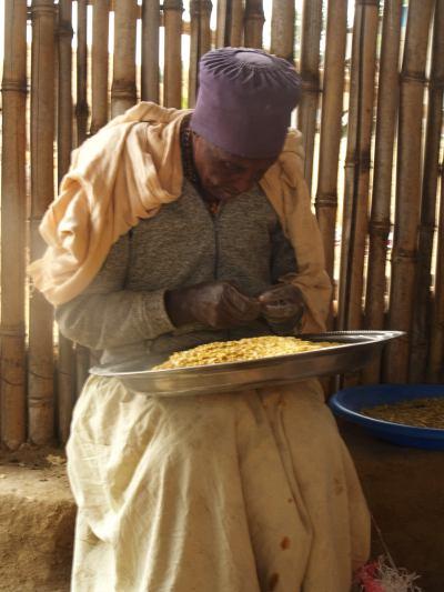 Una mujer en la misión del Aba