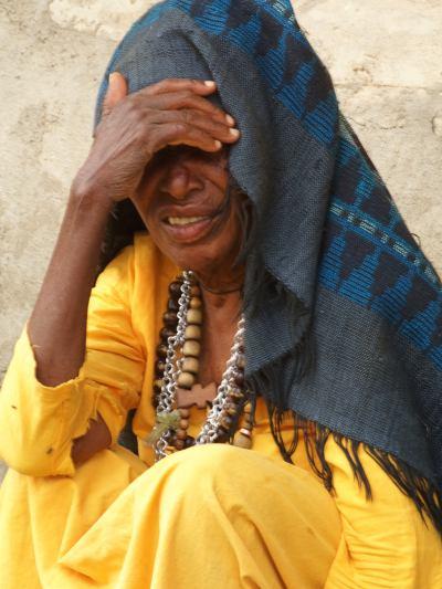 Otra mujer de la misión del Aba