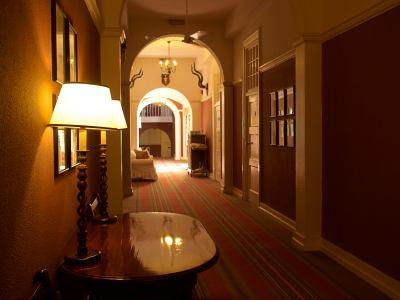 Interior del Victoria Falls Hotel