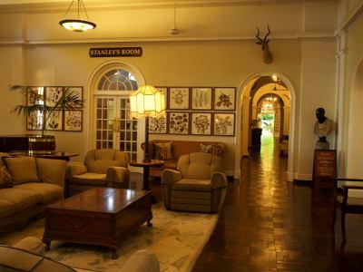 Interior del Victoria Falls Hotel 2