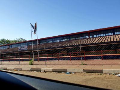 Edificios coloniales reutilizados en Gweru