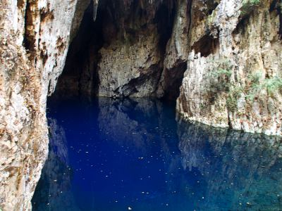 Chinhoyi Caves National Park