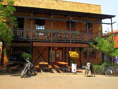 El otro hotel de Maboreng