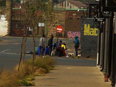 Pobreza en Maboreng