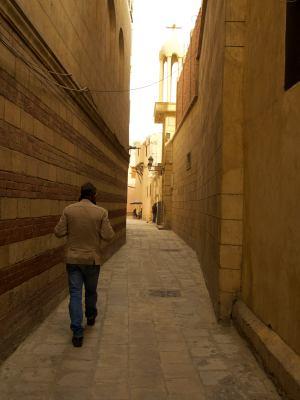 Un paseo por el Barrio Copto