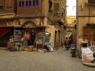 Callejuelas de El Cairo