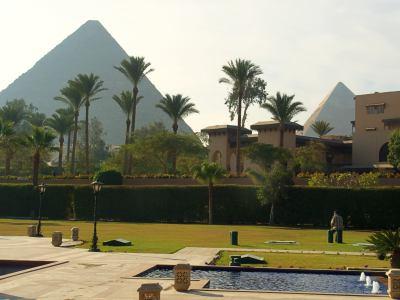 Hotel Mena House en Giza