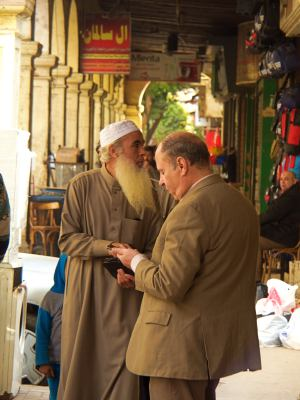 Callejeando por El Cairo