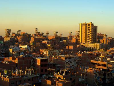 La ciudad de la basura en El Cairo