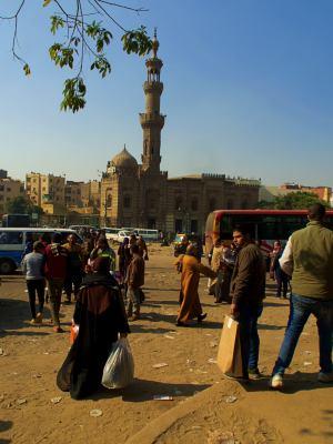 El pulso de la madre de las ciudades, El Cairo