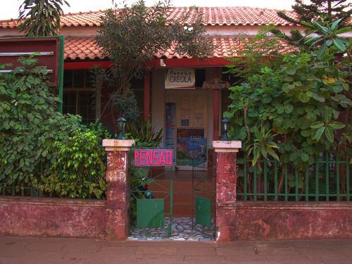La Pensao Creola en Bissau
