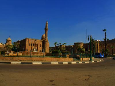 Las mezquitas de El Cairo
