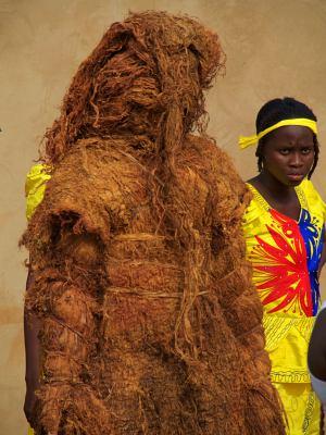 Carnaval de Bissau verlo para creerlo