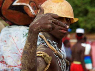 Así es el Carnaval de Bissau