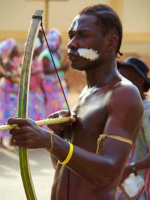 Los chicos de la guerra de Bissau