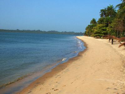 Una playa de PontAnchaca