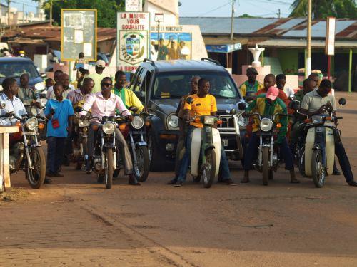 zemiyán en Cotonou