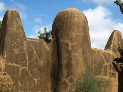 Las mezquitas de Podor en Senegal