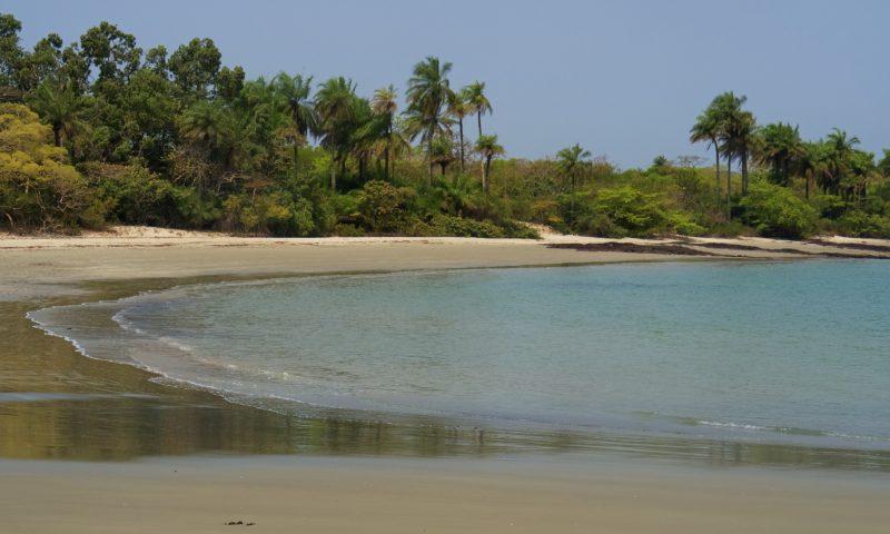 La isla de Orango