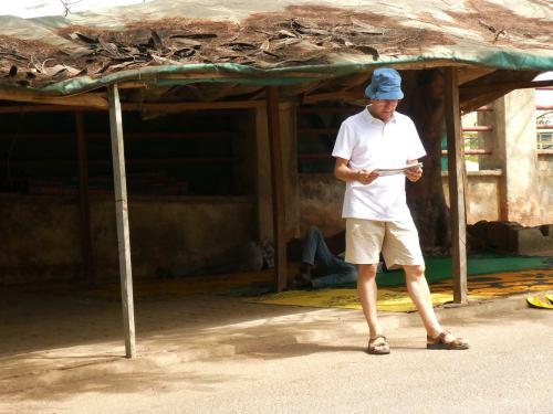 Dando un paseo por Abuja