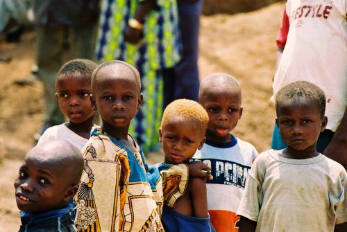 Los niños trabajadores de las canteras de Abeokuta