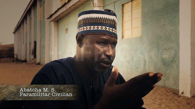 civilian nigeriano paramilitar