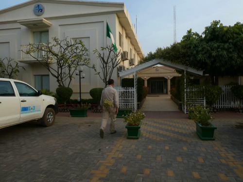 El Hotel Prince de Kano