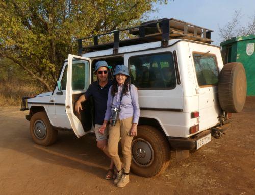De safari por la Penjari (Benin)