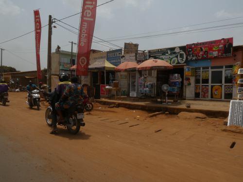 Recorriendo Benin