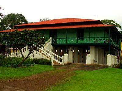 La casa es el corazón de Sampaka