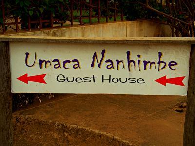 Nuestro hotel de Pemba