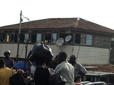 Bar en el barrio de Ebutemeta