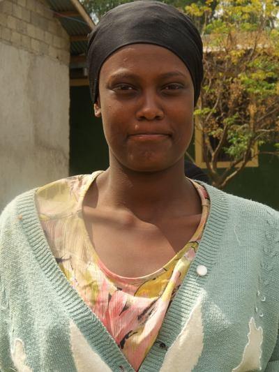 Una mujer etiope en la misión del Awa