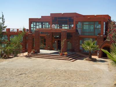 Nuestro hotel en Lalibela
