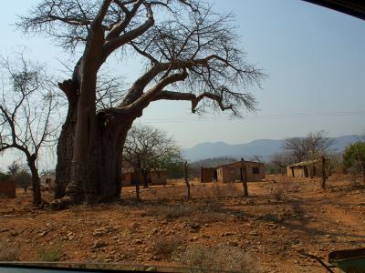 viajando por Zimbabue
