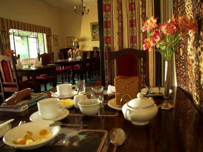Restaurante del Norma Jeane's lodge