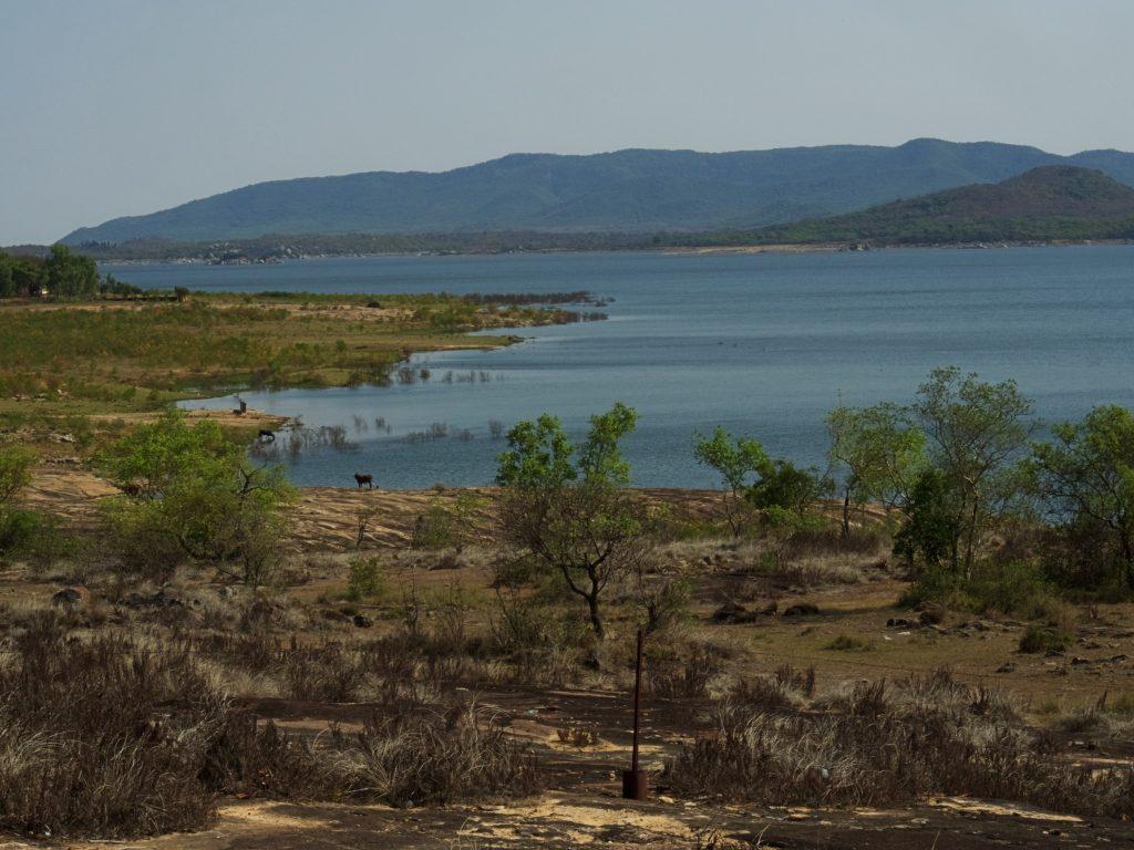 El Lago Mutirikwe o Kyle Zimbabue