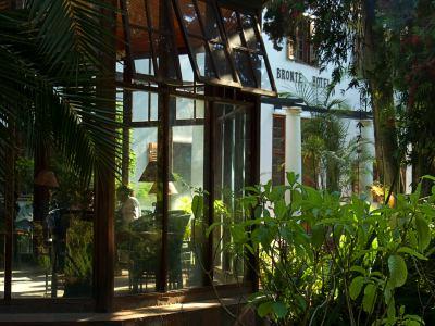 El hotel Bronte de Harare