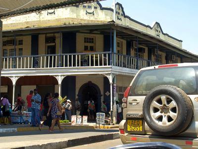 Casa colonial en Harare