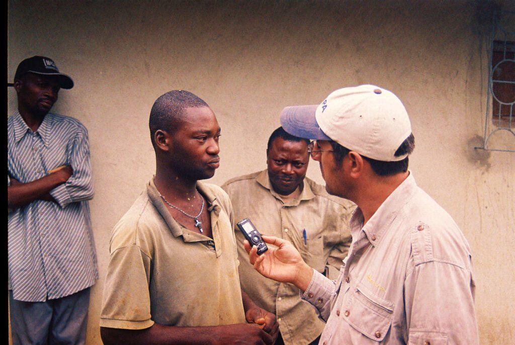 En la explotación del cacao donde se encuentran niños traficados en Costa de Marfil