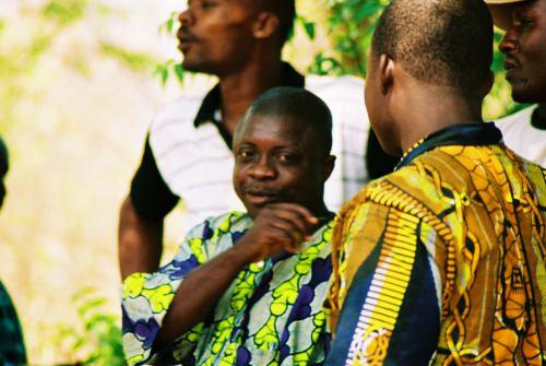 Traficantes canteras Abeokuta Nigeria